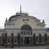 Железнодорожные вокзалы в Унече