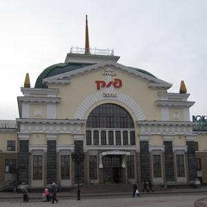 Железнодорожные вокзалы Унечи